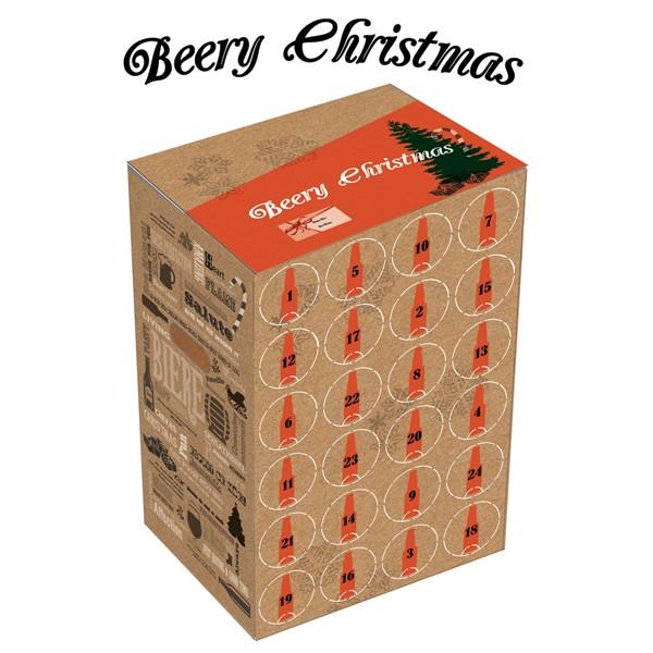 beery christmas le calendrier de l avent de la bi re. Black Bedroom Furniture Sets. Home Design Ideas