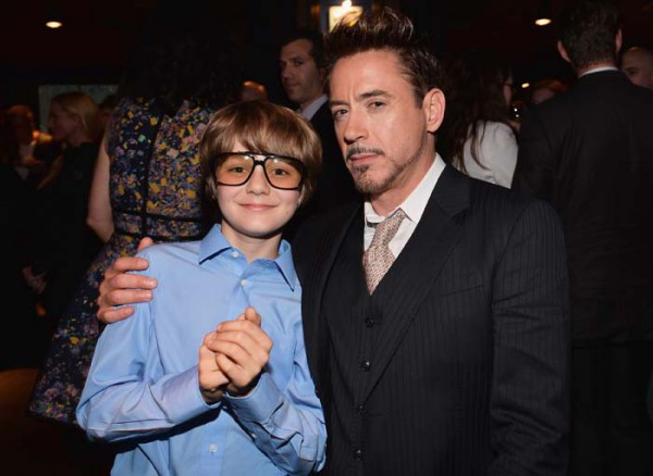 Marvel's Iron Man 3 Premiere - After Party
