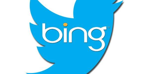 Twitter-Bing