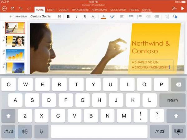 Microsoft PowerPoint-1