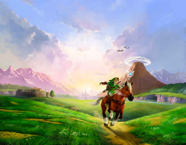 Characters_Ocarina_of_Time_3D-600x469