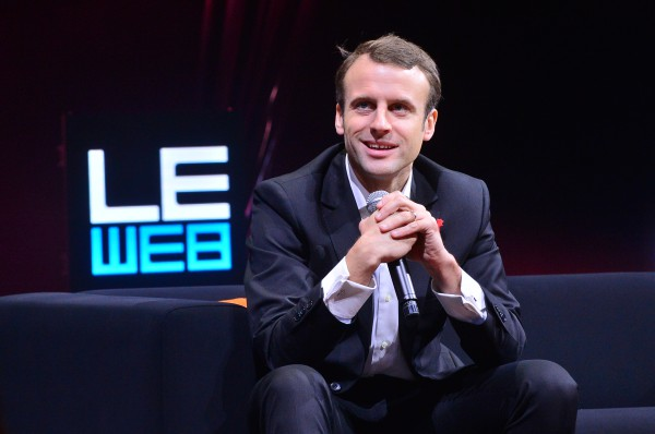 LEWEB 2014 - CONFERENCE - LEWEB TRENDS - IN CONVERSATION WITH EMMANUEL MACRON (FRENCH MINISTER FOR ECONOMY INDUSTRY AND DIGITAL AFFAIRS) - PULLMAN STAGE
