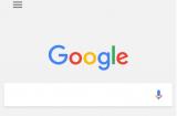 Google change logo