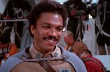 Lando, d'abord incarné par Billy Dee Williams.