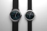 Les premiers rendus 3D de la LG Watch Sport (à gauche) et de la LG Watch Style (à droite).