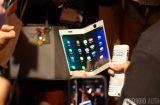 Une tablette pliable de Lenovo / Crédits : Android Authority